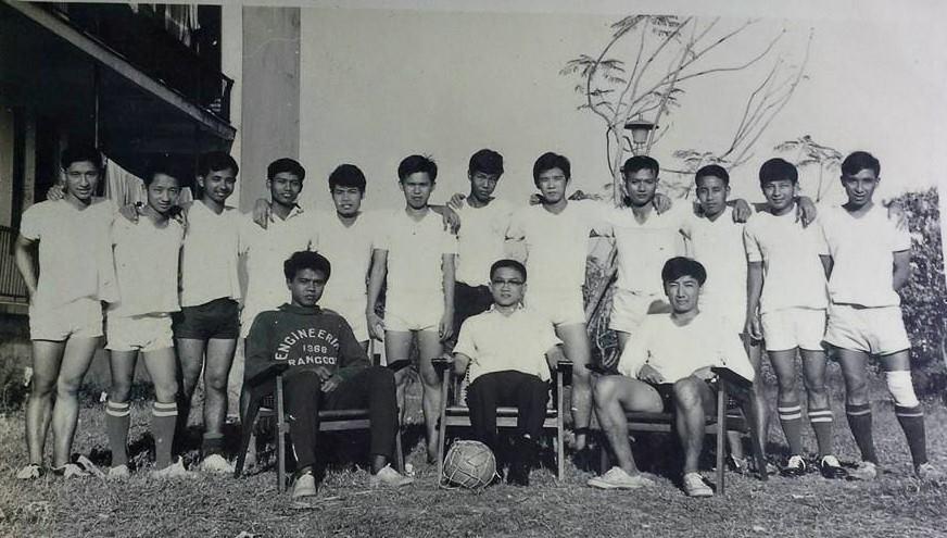 F Block Soccer Team
