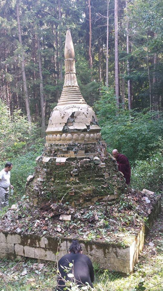 This image has an empty alt attribute; its file name is Oldest-Pagoda-in-USA.jpg